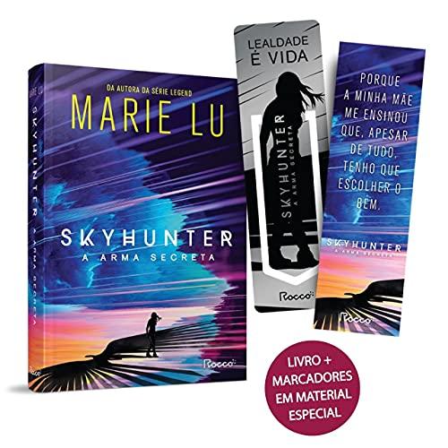 Skyhunter + 2 marcadores em material especial: A arma secreta