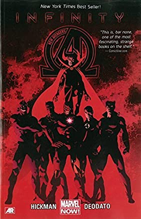 New Avengers Volume 2: Infinity (Marvel Now) (New Avengers: Marvel Now!) by Jonathan Hickman(2014-09-30)