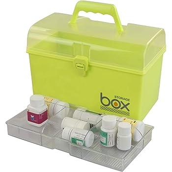 Rinboat Botiquin Caja de Almacenamiento de Primeros Auxilios de ...