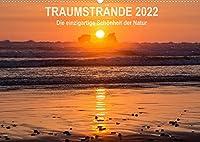 Kalender Traumstraende 2022 (Wandkalender 2022 DIN A2 quer): Spuere die Magie des Augenblicks. (Monatskalender, 14 Seiten )