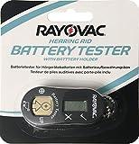 Rayovac Hörgeräte Batterie Tester