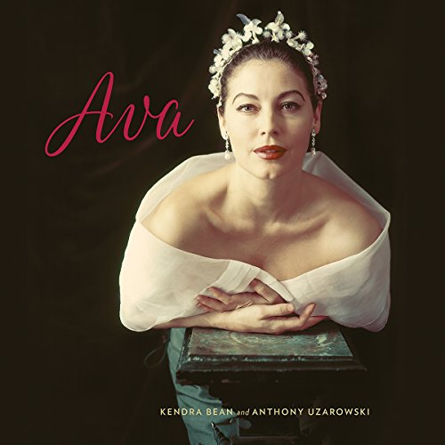 Ava Gardner cover art