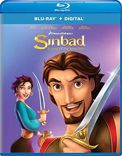 Sinbad: Legend Of The Seven Seas [Edizione: Stati Uniti]