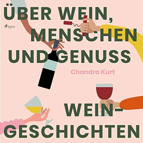 Couverture de Über Wein, Menschen und Genuss - Weingeschichten