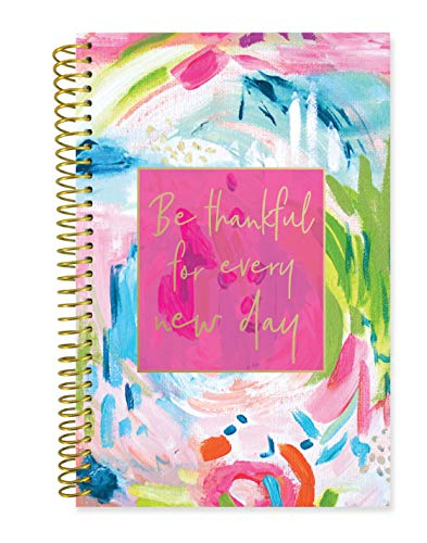 "bloom daily planners 2020 Calendar Year Day Planner (January 2020 - December 2020) - 6"" x 8.25"" - Weekly/Monthly Agenda Organizer Book with Tabs & Flexible Soft Cover - Cleerely Stated"