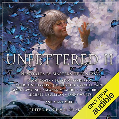 Unfettered II cover art