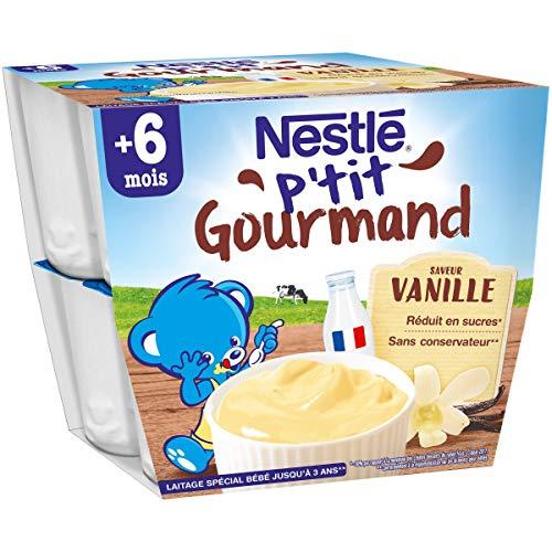yaourt vanille auchan