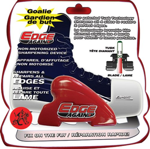 Edge Again Manual Goalie Hockey Skate Sharpener