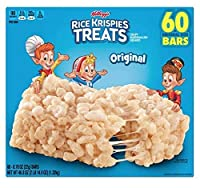 Kellogg's Rice Krispies Treats Original 0.78 oz 60 ct [並行輸入品]