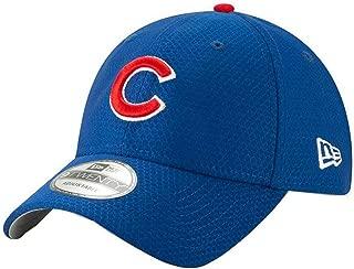 New Era 2019 MLB Chicago Cubs Baseball Cap Hat ALT Bat Practice 9Twenty Royal Blue