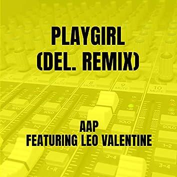 Playgirl (Del. Remix)
