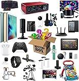 Mystery Box, Mystery Box Electrónica Lucky Box Se Puede Abrir: Los últimos Teléfonos Móviles, Drones, Relojes Inteligentes, Vacaciones (Blind Box)