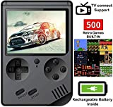 Best Handheld Game Consoles - MJKJ Handheld Game Console , Retro FC Game Review