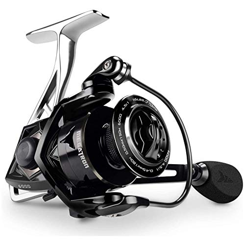 KastKing Megatron Spinning Reel,Size 6000 Fishing Reel