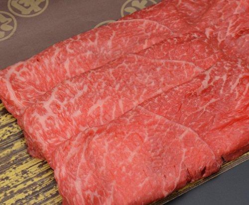 松阪牛 まるよし すき焼き(肩 モモ バラ) 800g