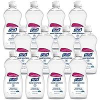 12-Pack Purell Clean Scent Hand Sanitizer Refreshing Gel 12.6 Fl Oz