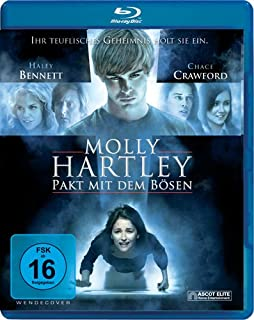 Molly Hartley - Pakt mit dem Bösen [Blu-ray]