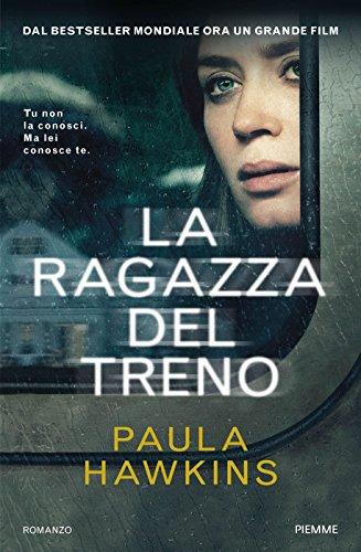 La ragazza del treno (la cubierta del libro puede variar)
