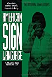 American Sign Language Green Books, A Student Text Units 10-18 (Green Book Series)