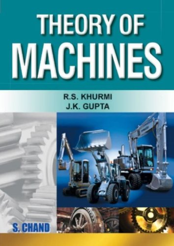Compare Textbook Prices for Theory of Machines 14th Edition ISBN 9788121925242 by R.S. Khurmi,J.K. Gupta