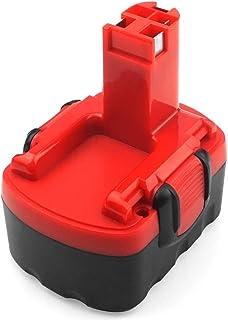 Sponsored Ad – SHGEEN BAT140 14.4V 3.0Ah Ni-MH Replacement Battery for Bosch PSR BAT038 BAT040 BAT041 BAT140 BAT159 260733...