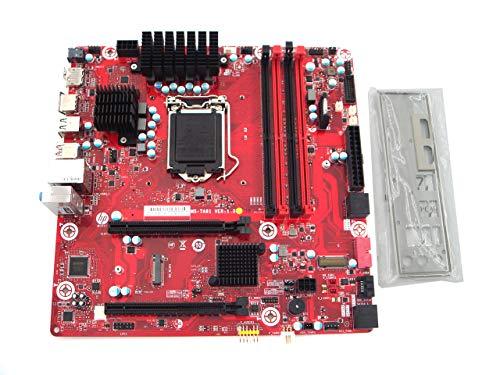 Parti originali per HP Tampa2 8437 Intel Z370 Chipset System Scheda Madre con Telaio L02051-601 L02051-001