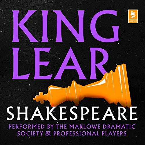 Couverture de King Lear