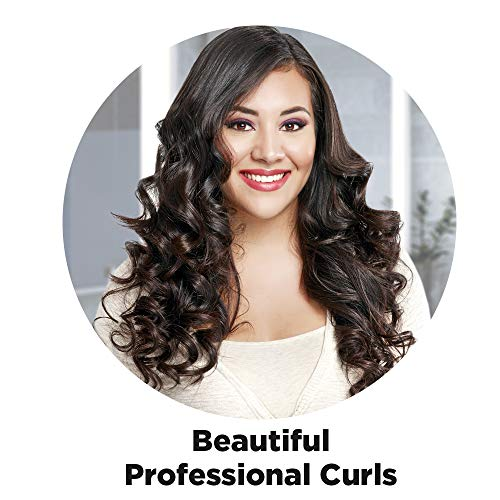 HOT TOOLS Professional 24k Gold CURLBAR for Long Lasting Results, 1 Inch