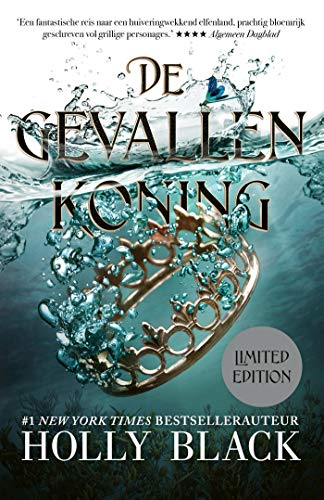 De gevallen koning (Elfhame Book 2) (Dutch Edition)