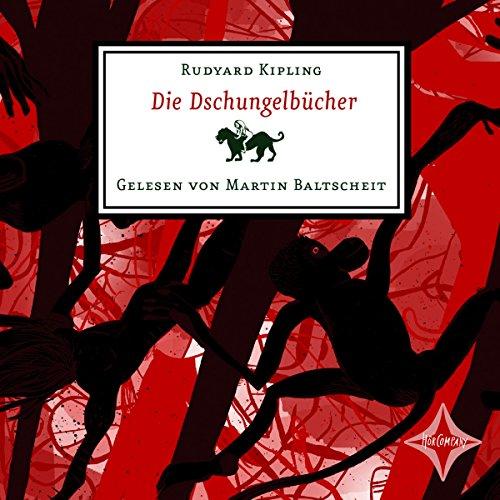 Die Dschungelbücher audiobook cover art