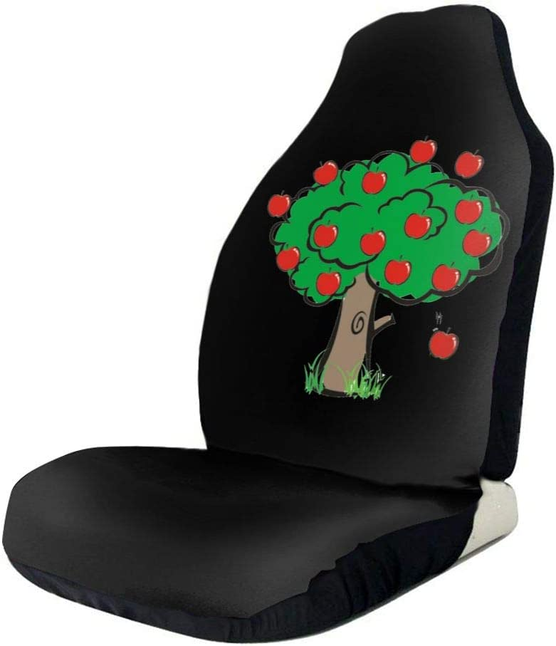 POI78 Tree Novel Fashion Pattern Auto Seat 1 Full Set of Covers Max 78% OFF Manufacturer regenerated product