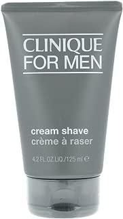 Clinique - Skin Supplies For Men: Cream Shave (Tube) 125ml/4.2oz