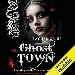 Ghost Town: Morganville Vampires, Book 9                   By:                                                                                                                                 Rachel Caine                               Narrated by:                                                                                                                                 Katherine Fenton                      Length: 12 hrs and 42 mins     38 ratings     Overall 4.7