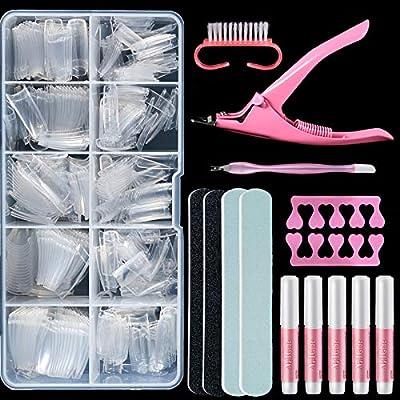 Acrylic Nails Tips Kit
