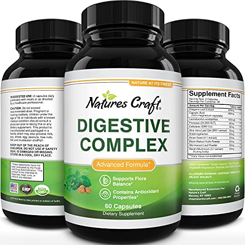 Daily Cleanse Gut Health Supplement - Gut Cleanse Probiotic...