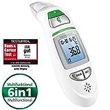 medisana TM 750 digitales 6in1 Fieberthermometer Ohrthermometer für Baby