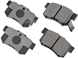 Akebono ACT536 Proact Ultra Premium Ceramic Disc Brake Pad kit