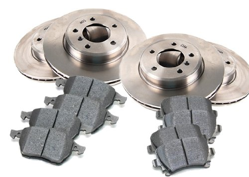 2009 2012 mercedes benz glk350 front and rear brake pads for Mercedes benz rotors replacement