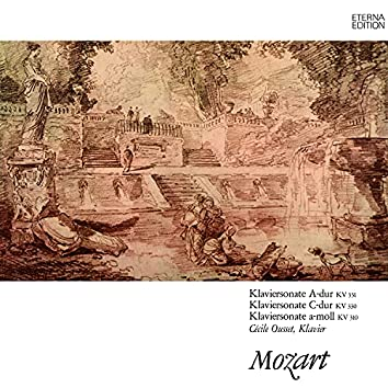 Mozart: Klaviersonaten No. 11, 10 & 8