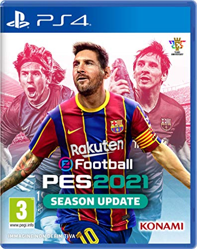 Efootball Pes 2021 Season Update - - Playstation 4