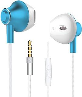 Beats by Dr Dre Powerbeats3 Wireless in-Ear Bluetooth Headphone with Mic - Beats Pop Collection- Pop Blue(Renewed)