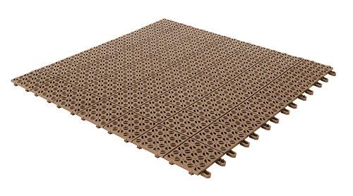 Multiplate Carreau d'extérieur, L, Beige, 55,5x55,5x1,2 cm