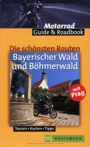 Die schönsten Routen Bayerischer Wald und Böhmerwald