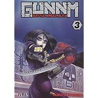 Gunnm (Battle Angel Alita) 3
