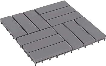 vidaXL 25x Connecteurs en U pour Poteau de Cl/ôture R/ésistant Pratique Durable Support en U Contre-Plaque Ecrous en Acier Inoxydable 60x40 mm