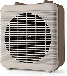Taurus Tropicano 2001S Calefactor compacto, termoventilador, 2 potencias de calor 1000W - 2000W + función ventilador, termostato regulable, piloto luminoso de funcionamiento, asa, silencioso