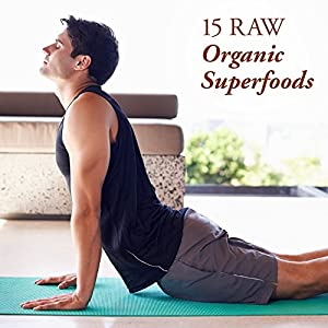 Garden of Life Raw Organic Superfood Fiber for Constipation Relief, 1.77 lbs (803g) Powder
