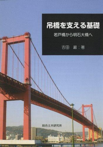 吊橋を支える基礎