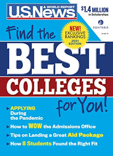 Best Colleges 2021: Find the Right Colleges for You!