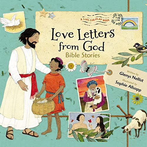 Love Letters from God cover art